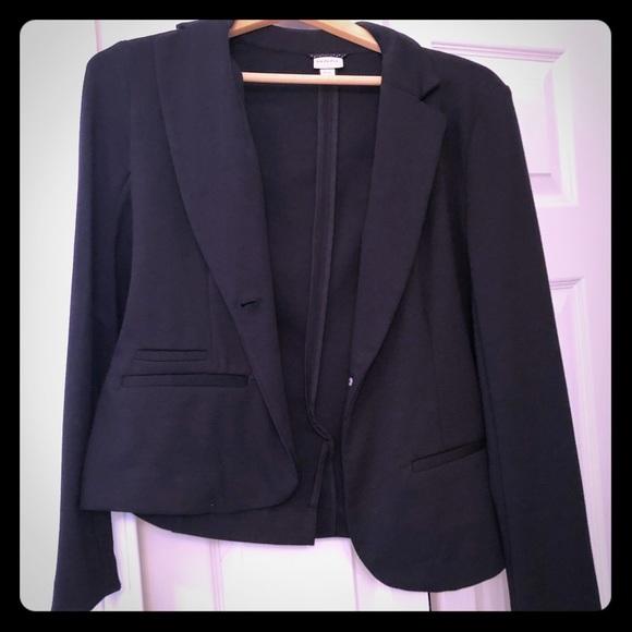 Merona Jackets & Blazers - Black Blazer